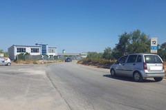 Curvone di via Gravina, la Città Metropolitana cerca una soluzione per scongiurare gli incidenti