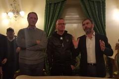 Gigi D'Alessio: «In Puglia mi sento a casa». VIDEO