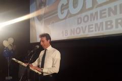 I vertici regionali della Lega a Corato per presentare la candidatura di Luigi Menduni