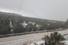 Neve, stop ai mezzi pesanti