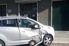 Grave incidente su via M. R. Imbriani, travolto un passante
