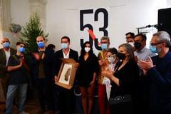 """53^ edizione de """"Il Pendìo"""", primo premio per la coratina Stefania Antelmi"""