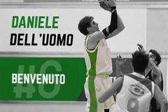 Daniele Dell'Uomo vestirà la maglia del Basket Corato