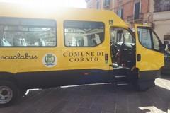 Un nuovo scuolabus per i bambini di Corato