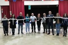 """La Polisportiva Kombat Volley  consegna rete da pallavolo a  I.C.S. """"Imbriani Piccarreta"""""""
