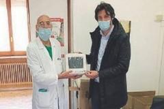 L'impresa al servizio della collettività: Fiore di Puglia dona apparecchiature all'ospedale di Andria