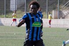 Gran colpo Corato, preso l'attaccante nigeriano Kolawole Agodirin