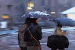 Maltempo, previsti temporali e venti di burrasca