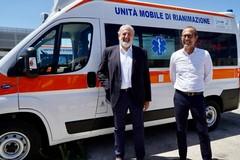 Terapie intensive mobili, due nuove ambulanze per Corato