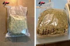 Operazione dei Carabinieri di Corato, sequestrato un chilo di droga
