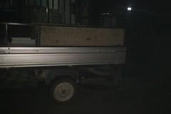 Motocarro rubato recuperato dalla Vigilanza Giurata