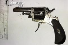 Ecco la pistola che avrebbe ucciso Victor Pikaku