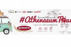 """Granoro sponsor della 2^ edizione di """"Athenaeum Tour - in giro con i #CuochiFuoriSede"""
