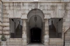 Giornata delle Dimore Storiche, porte aperte per l'atrio monumentale di Palazzo Gioia