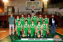 Quinta vittoria per l'Aurora Basket, raggiunta la vetta della classifica