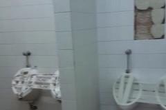Al Palazzetto presto i bagni torneranno a funzionare
