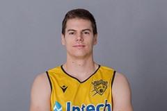 Basket Corato, il croato Ivan Begic nuovo bomber neroverde