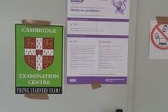 Gli allievi del Tattoli - De Gasperi ottengono la certificazione Cambridge