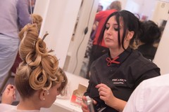 "Angela Quatela conquista la medaglia d'argento a ""Hair and beauty congress"""