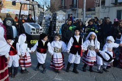 Coriandoli e allegria per il 40esimo Carnevale Coratino