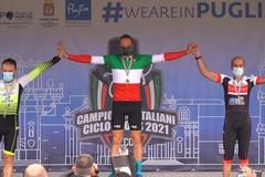 Maurizio Carrer ancora campione italiano di ciclocross