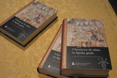 Historia magistra vitae, Maria Giovanna Montrone parla del manoscritto di Notar Domenico da Gravina