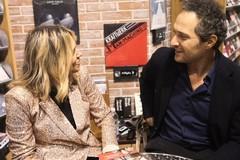 """Francesca Barra, Claudio Santamaria e la loro """"Giostra delle anime"""""""
