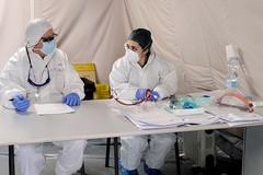 Campagna vaccinale, oltre duemila adesioni da parte dei volontari