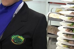 """L'Istituto Alberghiero di Corato celebra il Natale con il """"Christmas Dinner"""""""