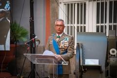 Il Generale di Corpo d'Armata Giuseppenicola Tota al Comando delle Forze Operative Sud
