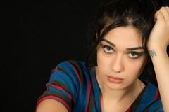 Nicoletta Di Bisceglie, giovane attrice del Centro sperimentale di cinematografia di Roma