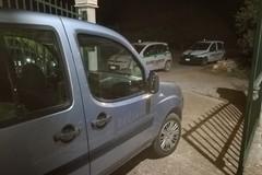 Guardie Campestri di Corato ritrovano un'auto rubata