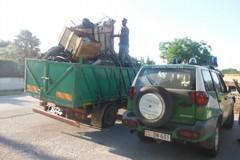 Trasporto materiale ferroso senza autorizzazione, denunciato 32enne