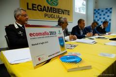 Illegalità ambientale, la provincia di Bari fra le più colpite da reati in Italia