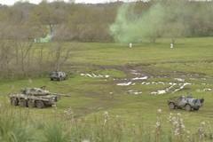 Esercitazioni militari dal 9 all'11 aprile al poligono di Torre di Nebbia