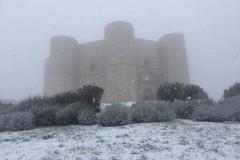 Maltempo, neve sulla Murgia. Persiste l'allerta anche su Corato