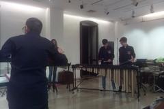 """Le bacchette degli studenti della De Gasperi: musica per il festival """"900 e dintorni"""""""