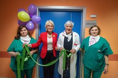 """""""Aspettando te"""", la nuova sala di monitoraggio fetale donata dalla Fondazione Cannillo"""