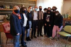 Trasporti, gli studenti del Liceo Artistico incontrano il sindaco