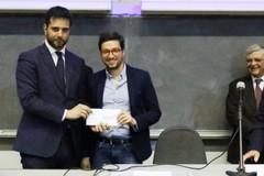 Al coratino Marco Rosito il Premio di Laurea dell'Associazione Consiglieri emeriti del Comune di Torino