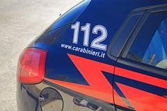 Carabinieri recuperano un'automobile rubata a Corato nel 2014
