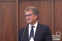 Il ricordo del disastro ferroviario nel giorno del saluto del Procuratore Giannella