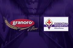 Granoro official partner della Fiorentina femminile