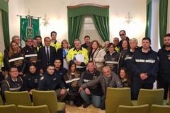 La Protezione Civile premia il volontariato delle GADIT