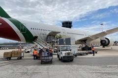 Arrivate dalla Cina in Puglia centomila tute protettive