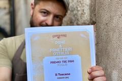 """""""Tre pani"""" per il Toscano: il panificio di Corato è sulla guida del Gambero Rosso"""