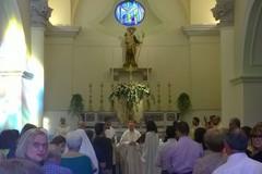 Chiesa dei Cappuccini in restauro, la novena di Santa Rita si sposta a San Giuseppe