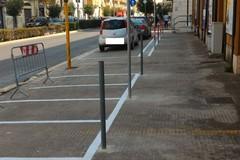 Niente più auto sul marciapiede del Tannoia. Loizzo (APE): «Un miracolo»