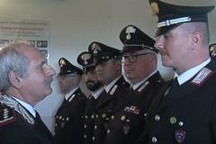 Un riconoscimento per il m.llo Vincenzo Bruno: si recò in soccorso alla popolazione di Amatrice
