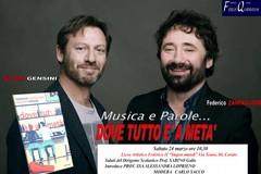 """Federico Zampaglione presenta il libro """"Dove Tutto è a Metà"""""""